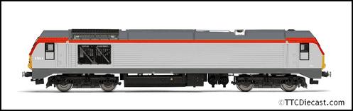 HORNBY R30089 Transport for Wales, Class 67, Bo-Bo, 67014 - Era 11